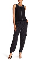 Vince Camuto Slim Fit Pull-On Cargo Pants