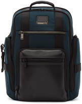 Tumi Navy Sheppard Deluxe Brief Pack® Backpack