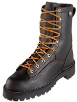 Danner Women's Rain Forest Black Uninsulated W Work Boot