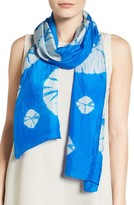 Eileen Fisher Women's Print Silk Scarf