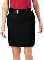 Dickies Straight-Fit Stretch Twill Skirt