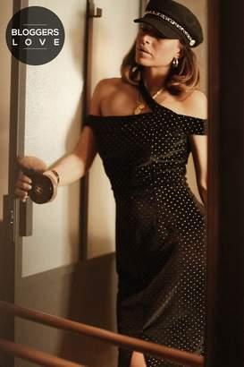 Girls On Film Black Bodycon Dress