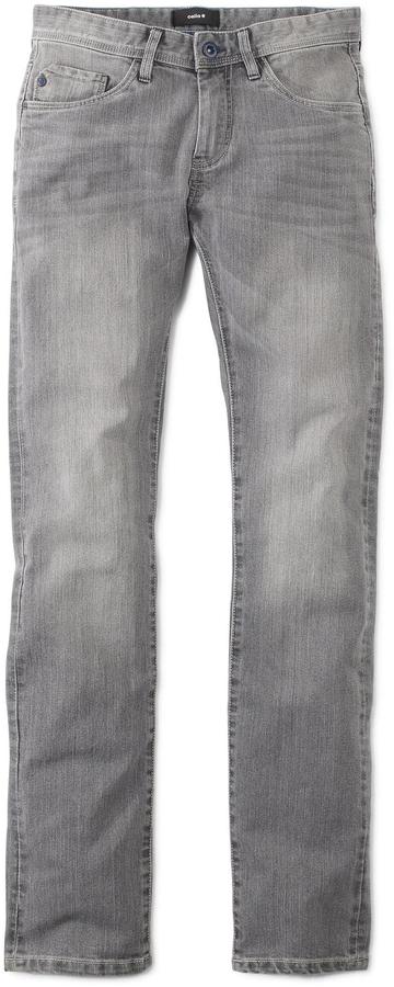 Celio Jean slim coton stretch bleached