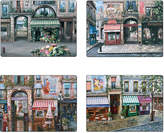 Cala Home Village Square Table Mats (Set of 4)