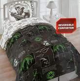 "Star Wars Rogue One "" Galactic Empire"" Twin 4 Piece Bedding Set + BONUS TOTE ( Reversible Comforter ● Sheets ● Pillowcase )"