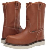 Ariat Rebar Wedge Pull-On Composite Toe (Golden Grizzly) Men's Work Boots