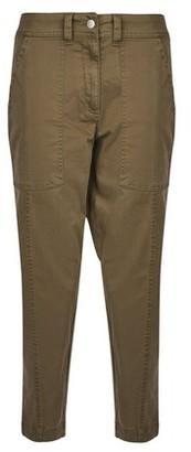 Dorothy Perkins Womens Dp Petite Khaki Cargo Trousers