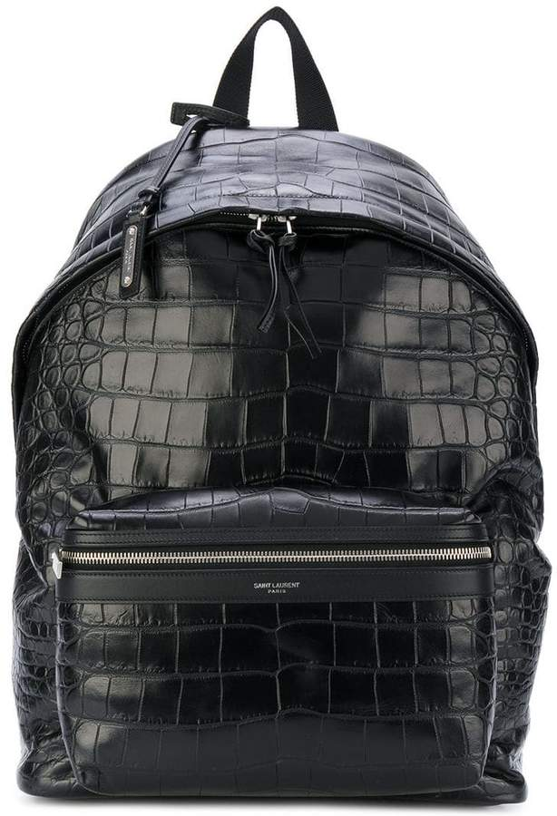 b289685ea7d Saint Laurent Men's Backpacks - ShopStyle