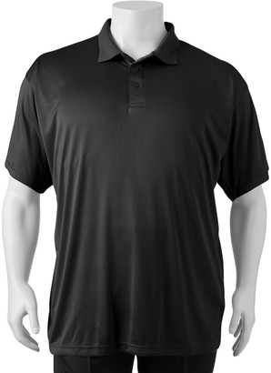 Champion Big & Tall Solid Performance Polo