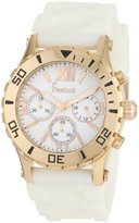 Freelook Men's HA9034CHRG-9 Silicon with Rose-Gold Multi-Function Watch