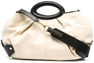 Marni Two-Tone Slouchy Tote Bag