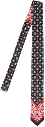Dolce & Gabbana Monogram Print Tie