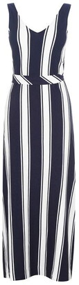 Gant Stripe Jersey Dress