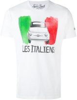 MC2 Saint Barth Les Italiens T-shirt - men - Cotton - XXL