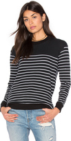 Splendid Adelaide French Terry Side Zippers Pullover