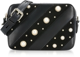 Karl Lagerfeld K/Ikonik Pearls Camera Bag