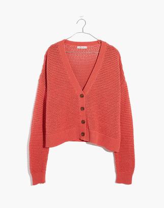 Madewell Hartley Cardigan Sweater