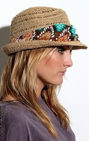 Christy's Crown Series Purdy Crochet Toyo Fedora