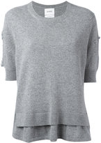 Barrie - knitted top - women - Cashmere - S