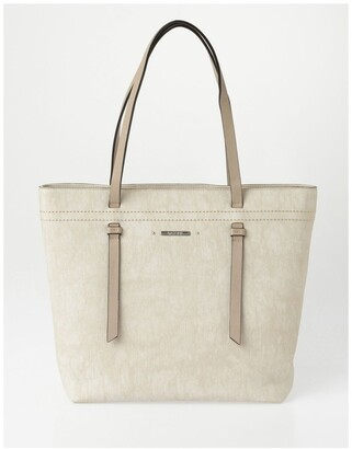 Basque Cathy Tote in Cream