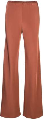 Peter Cohen elasticated wide leg trousers