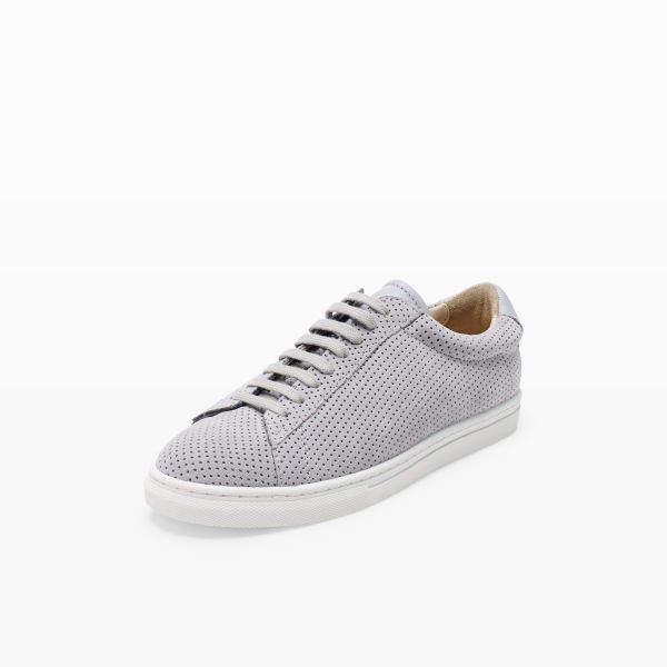 Club Monaco Zespa Perforated Suede Sneaker