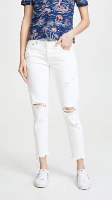 Moussy VINTAGE MV Deming Tapered Jeans