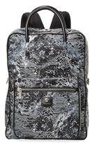 Versace Printed Medium Backpack