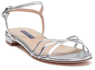 Stuart Weitzman Starla Low Heeled Sandal