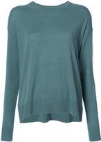 Vince plain sweatshirt