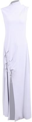 Off-White Dna Spiral Dress