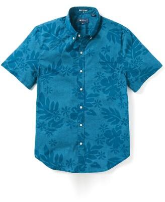 Reyn Spooner Dotty Pualani Short Sleeve Button-Down Shirt