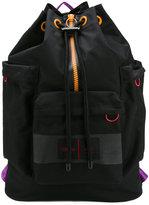 Ami Alexandre Mattiussi AMI X Eastpak rucksack - men - Nylon - One Size