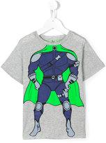 Stella McCartney superhero T-shirt - kids - Cotton - 8 yrs