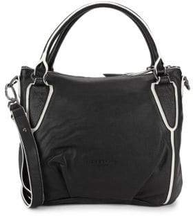 Liebeskind Berlin Nairobi Zip Leather Shoulder Bag