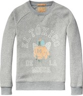 Scotch & Soda Super Soft Artwork Sweater