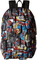MadPax Spiderman All Over Print Backpack
