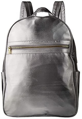 ban.do Get It Together Backpack (Metallic Silver) Backpack Bags