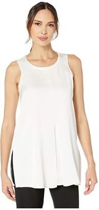 Nic+Zoe Central Top (Milk White) Women's Clothing