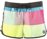 Hurley SuperSuede Printed 5in Beachrider Board Short - Women's