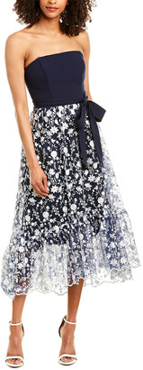 Shoshanna Mailly Midi Dress