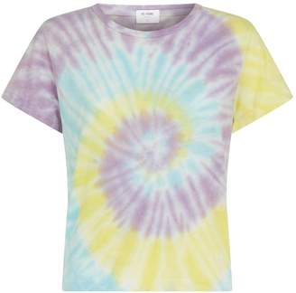 RE/DONE Tie-Dye T-Shirt
