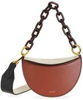 Yuzefi Doris Colorblock Leather Satchel