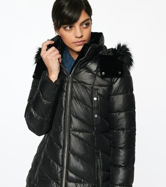 Andrew Marc SHIRLEY PLUS SYNTHETIC DOWN PUFFER JACKET
