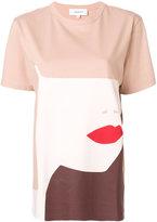 Carven Visage printed T-shirt
