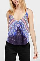 Free People Print Cami