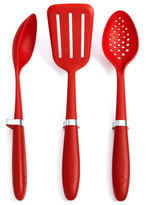 Martha Stewart Collection 3 Piece Raised Kitchen Utensil Set, Created for Macy's,
