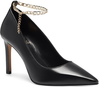Vince Camuto Peddya Ankle Chain Pump