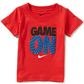 Nike Baby Boys 12-24 Months Game On Short-Sleeve Graphic Tee