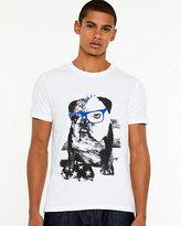 Le Château Cotton Bulldog T-shirt